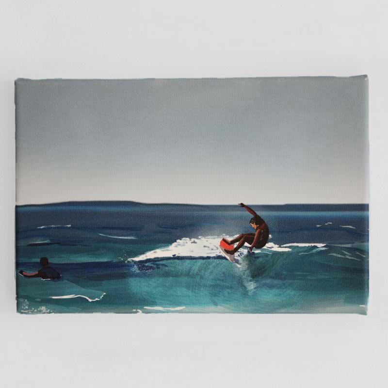 quadro surfisti