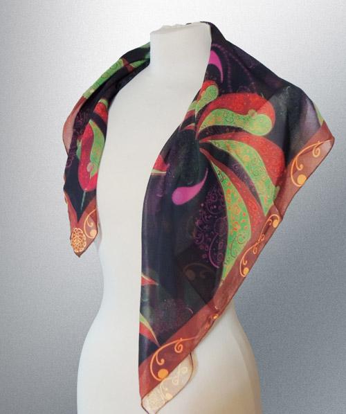foulard boteh